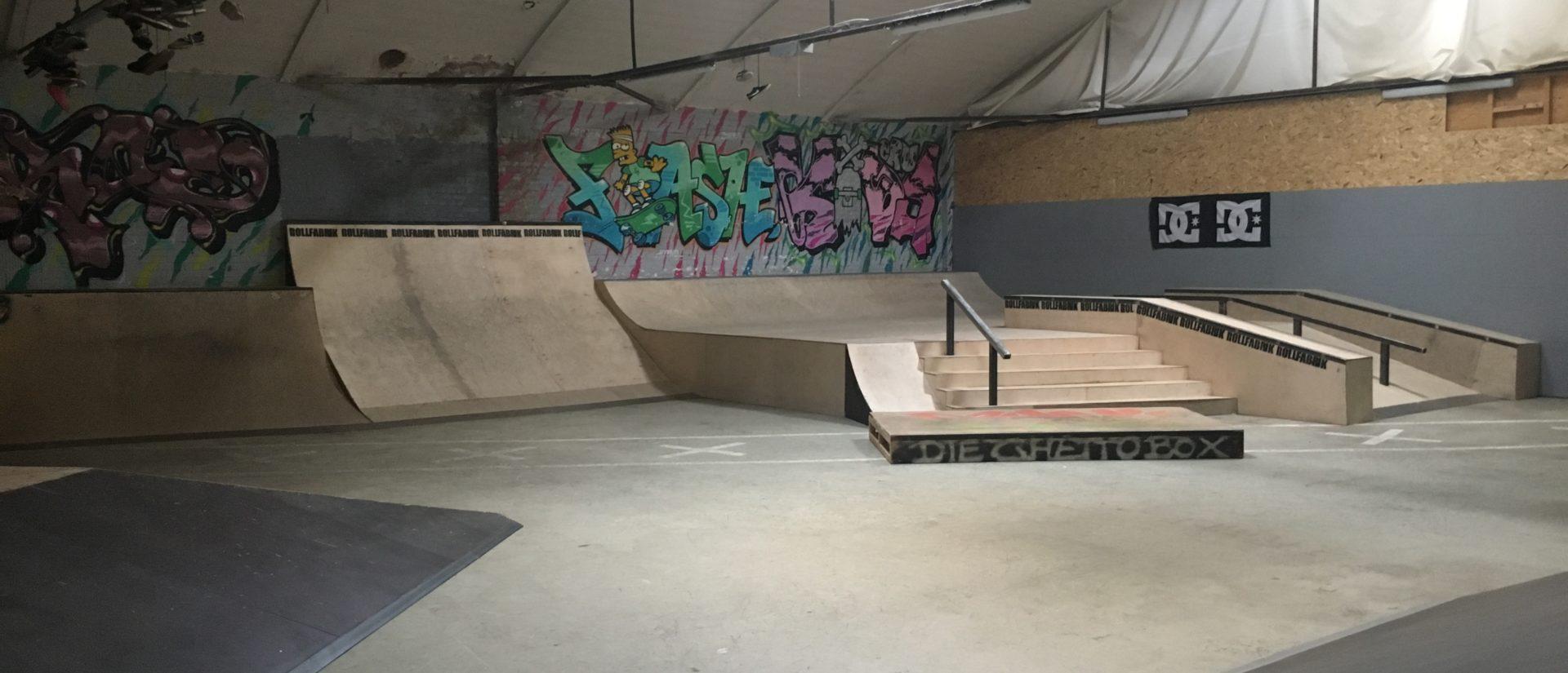 Skatehalle