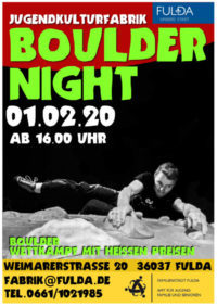 Boulder-Night
